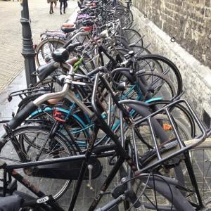 Holländare är ett cyklande folk