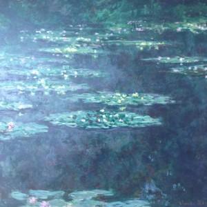 Claude Monet. Water Lilies 1904